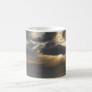 豪華な日没のマグ モーフィングマグカップ