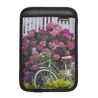 豪華な春の開花、お洒落なアンティーク iPad MINIスリーブ