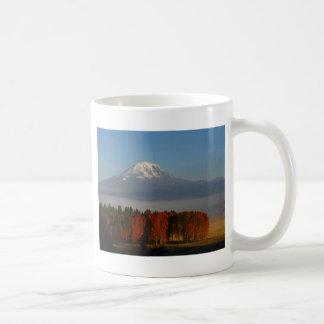 豪華な秋色SCENICS コーヒーマグカップ