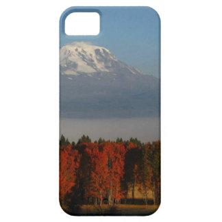 豪華な秋色SCENICS iPhone SE/5/5s ケース