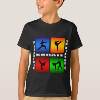 豪華な空手 Tシャツ