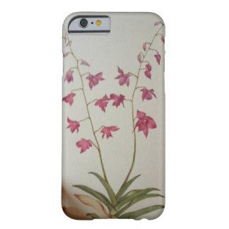 豪華な蘭のiphoneカバー barely there iPhone 6 ケース