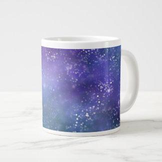 豪華な銀河系 ジャンボコーヒーマグカップ