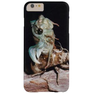 貝から現れている蝉 スリム iPhone 6 PLUS ケース