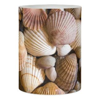 貝となされるバレンタインのハート LEDキャンドル