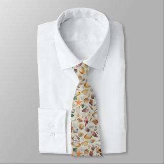 貝のコレクターのネクタイ ネクタイ