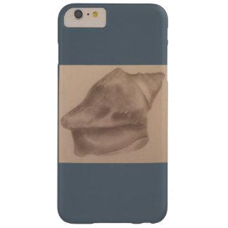 貝のスケッチ スキニー iPhone 6 PLUS ケース