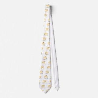 貝のチーズ オリジナルネクタイ