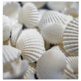 貝の奨励金 ナプキンクロス