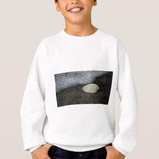 貝及び海のアートワーク スウェットシャツ