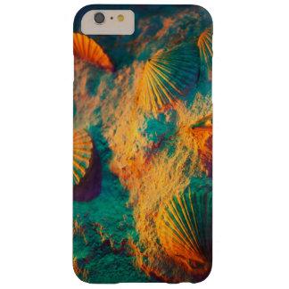 貝殻および砂 スリム iPhone 6 PLUS ケース