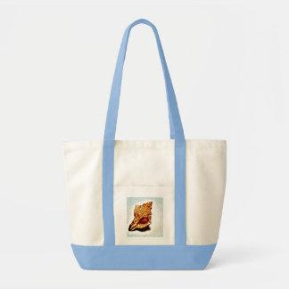 貝殻のトートバック トートバッグ