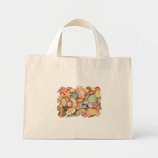 貝殻のバッグ ミニトートバッグ