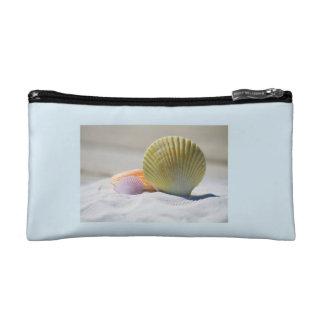 貝殻の化粧のバッグ コスメティックバッグ