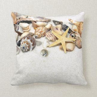 貝殻の枕 クッション