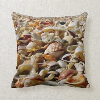 貝殻の装飾用クッション クッション