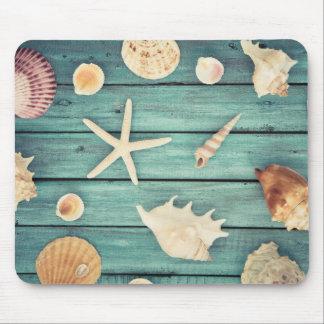 貝殻の選択 マウスパッド