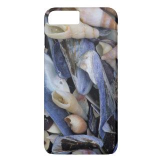 貝殻、ケープタウン、西ケープ州 iPhone 8 PLUS/7 PLUSケース