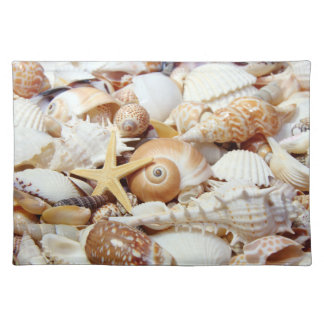 貝殻 ランチョンマット
