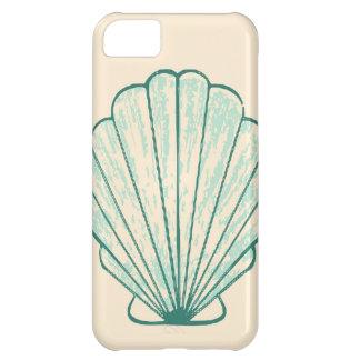 貝殻 iPhone5Cケース
