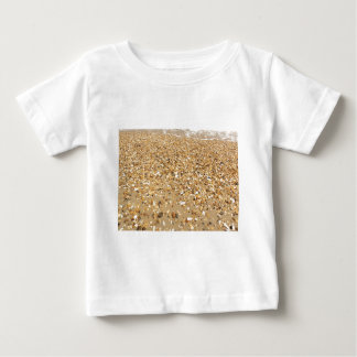 貝 ベビーTシャツ