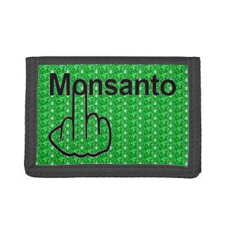 財布のMonsantoフリップ