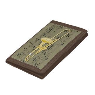 財布-トロンボーン(弁) -一突き色 + スタイル