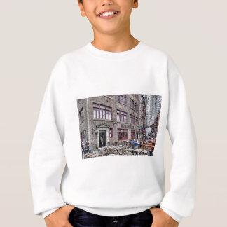 財政のより地区低いマンハッタン スウェットシャツ
