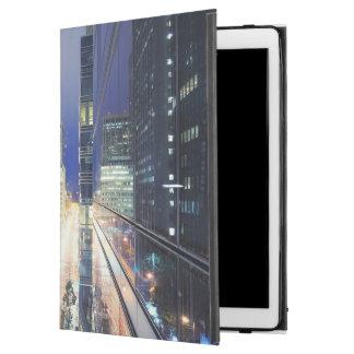 """財政の出張所の建物の眺め iPad PRO 12.9"""" ケース"""