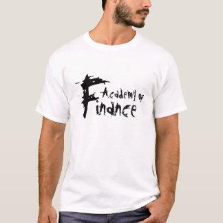 財政アカデミーのためのT-sjirt Tシャツ