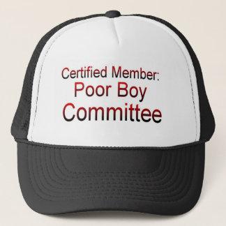 貧しい少年委員会 キャップ