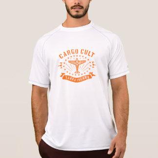 貨物嵩拝、大きい人 Tシャツ