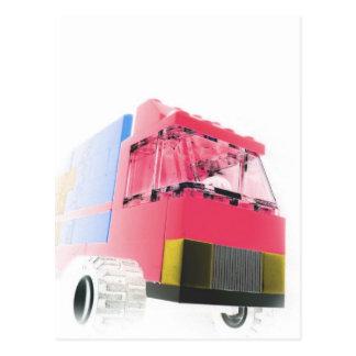 貨物自動車 ポストカード