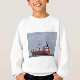 貨物船マルメ スウェットシャツ
