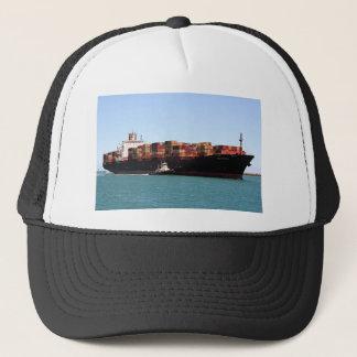 貨物船1の港アデレード、南オーストラリア キャップ
