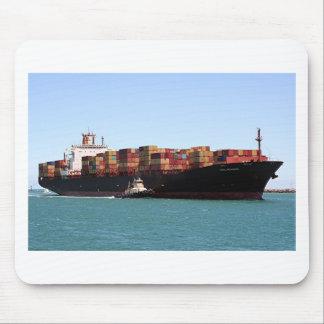 貨物船1の港アデレード、南オーストラリア マウスパッド