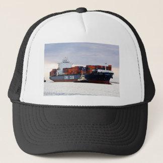 貨物船2の港アデレード、南オーストラリア キャップ