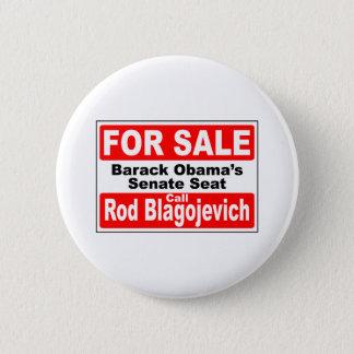 販売のためのオバマの上院議席 5.7CM 丸型バッジ
