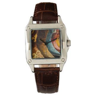 販売のためのカウボーイ・ブーツ、アリゾナ 腕時計