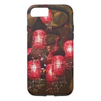 販売のためのシャンデリア、Khan el Khaliliのバザー、 iPhone 8/7ケース