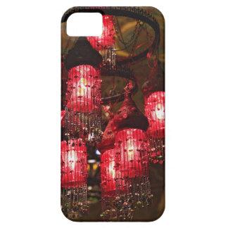 販売のためのシャンデリア、Khan el Khaliliのバザー、 iPhone SE/5/5s ケース