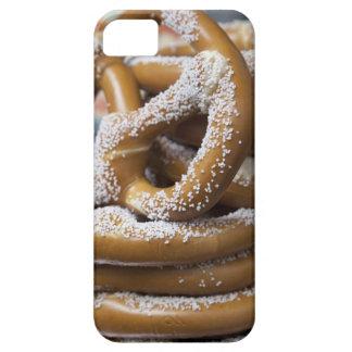 販売のためのニューヨークの露店商人の巨大なプレッツェル iPhone SE/5/5s ケース