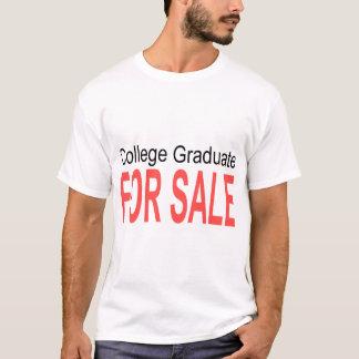 販売のための大学卒業生 Tシャツ