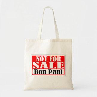 販売のバッグのためのロン・ポールない トートバッグ