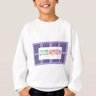 販売のワイシャツの知恵の引用文のエレガントなデザインのギフト スウェットシャツ