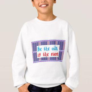 販売のワイシャツの知恵の引用文の芸術的な背景のギフト スウェットシャツ