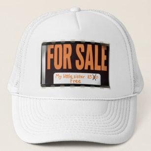 販売の帽子のための妹 キャップ