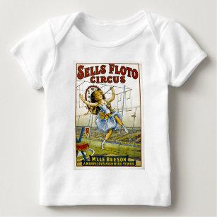 販売法Floto 1921年- M'lle Beeson ベビーTシャツ