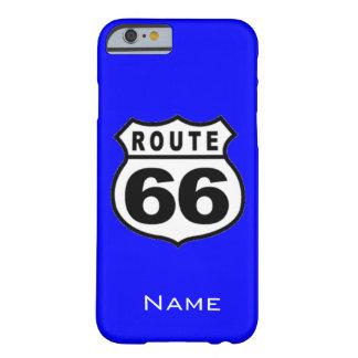 販売-名前をカスタムするのルート66のiPhone6ケース Barely There iPhone 6 ケース