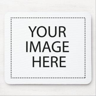 販売DIYのためのテンプレートは写真のイメージの文字を加えます マウスパッド
